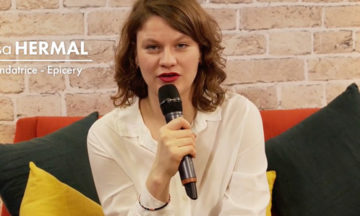 """Elsa Hermal : """"Être entrepreneur, c'est être preneur de risques par définition"""""""