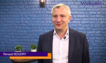 Renaud Boudry – entrepreneuriat : protéger ses arrières pour aller de l'avant