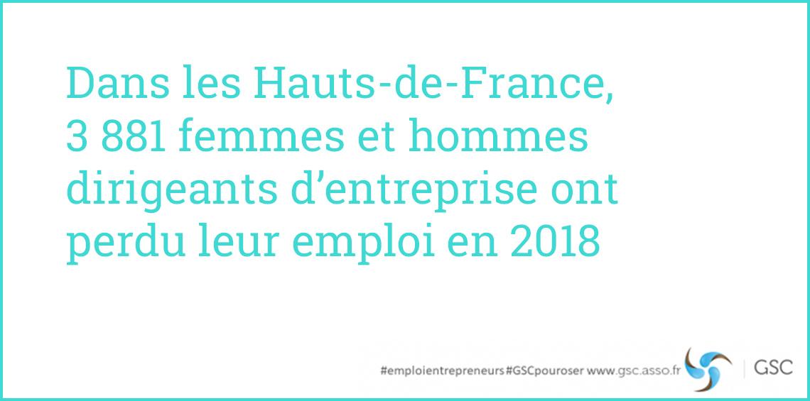Hauts-de-France : Observatoire de l'emploi des entrepreneurs