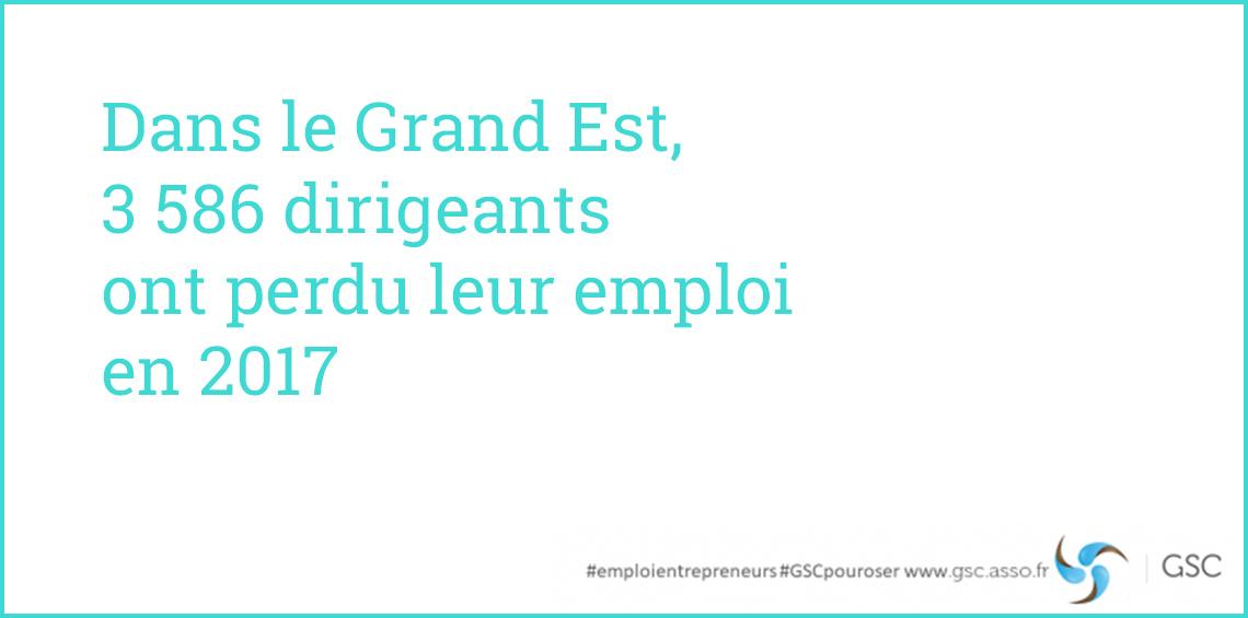 Grand-Est : Observatoire de l'emploi des entrepreneurs