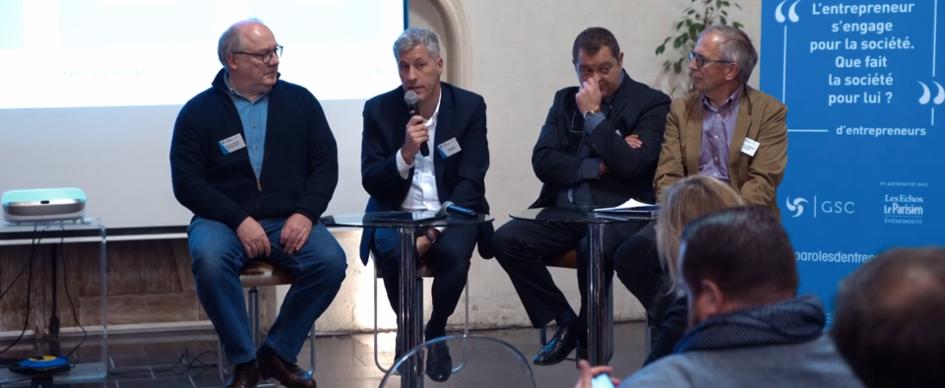 Paroles d'entrepreneurs à Lille– Retour en images