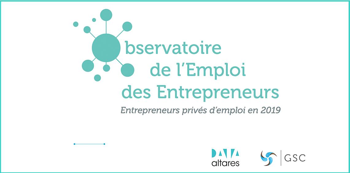 4ème Observatoire de l'emploi des entrepreneurs