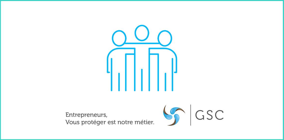 Fonds social : l'association GSC soutient ses entrepreneurs adhérents