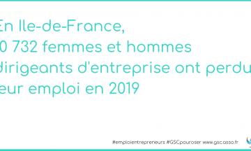 COVID-19 région Ile-de-France : après la crise, la protection des chefs d'entreprise doit être une priorité