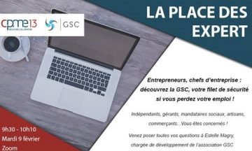 La place des experts – association GSC & CPME13